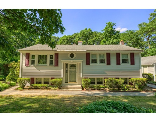 واحد منزل الأسرة للـ Sale في 168 Salem Road Billerica, Massachusetts 01821 United States