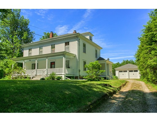 Single Family Home for Sale at 60 Worcester Road Princeton, Massachusetts 01541 United States