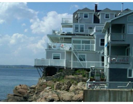 Single Family Home for Rent at 93 Sherman Nahant, Massachusetts 01908 United States