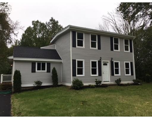 Casa Unifamiliar por un Venta en 74 UPPER GORE Road Webster, Massachusetts 01570 Estados Unidos
