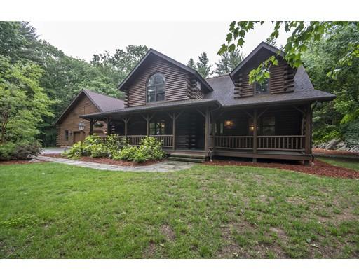 Частный односемейный дом для того Продажа на 861 Graves Road Conway, Массачусетс 01341 Соединенные Штаты