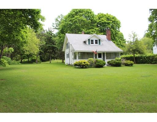 Частный односемейный дом для того Продажа на 9 Green Street Carver, Массачусетс 02330 Соединенные Штаты