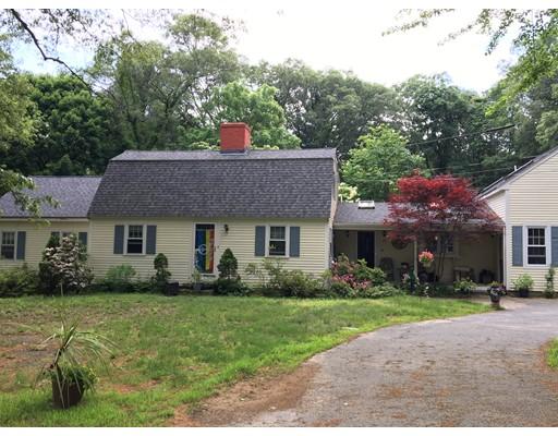 Частный односемейный дом для того Аренда на 49 Ashcroft Road 49 Ashcroft Road Sharon, Массачусетс 02067 Соединенные Штаты