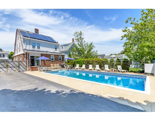 Single Family Home for Sale at 80 Somerset Avenue Winthrop, Massachusetts 02152 United States