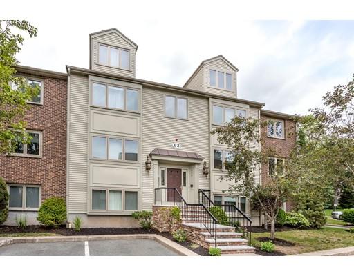 Condominio por un Venta en 63 Maple Street Canton, Massachusetts 02021 Estados Unidos