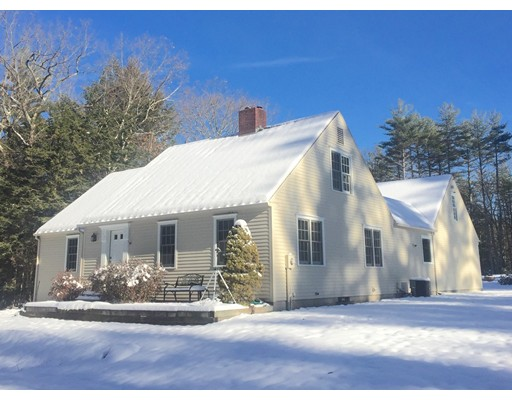 واحد منزل الأسرة للـ Sale في 264 Wendell Road New Salem, Massachusetts 01355 United States