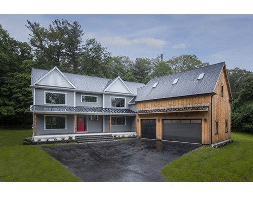Single Family Home for Sale at 40 Maple Street Sherborn, Massachusetts 01770 United States