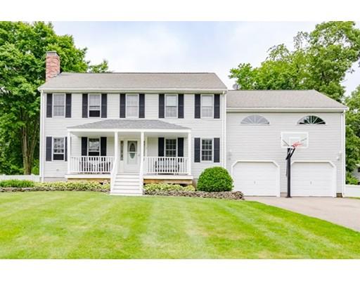 Casa Unifamiliar por un Venta en 2 John R Keeley Circle Abington, Massachusetts 02351 Estados Unidos