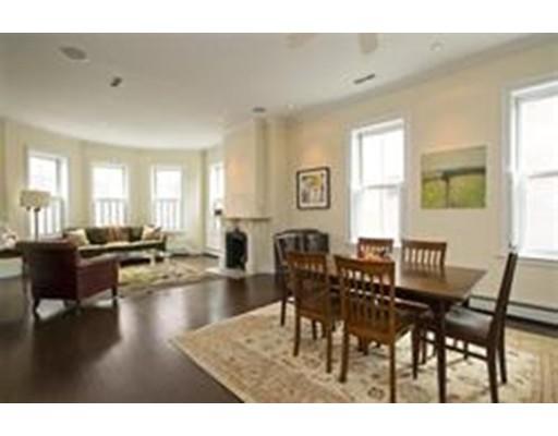 Casa Unifamiliar por un Alquiler en 14 Upton Street Boston, Massachusetts 02118 Estados Unidos