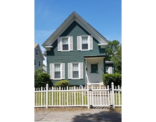 独户住宅 为 销售 在 24 Broad Street 韦茅斯, 马萨诸塞州 02188 美国