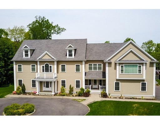Частный односемейный дом для того Продажа на 32 Heritage Road Quincy, Массачусетс 02169 Соединенные Штаты