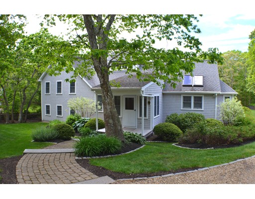 Casa Unifamiliar por un Venta en 41 Smith Hollow Road Edgartown, Massachusetts 02539 Estados Unidos