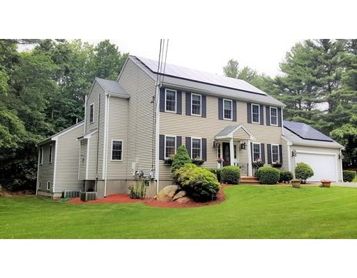Частный односемейный дом для того Продажа на 10 Hawthorne Street Hanson, Массачусетс 02341 Соединенные Штаты