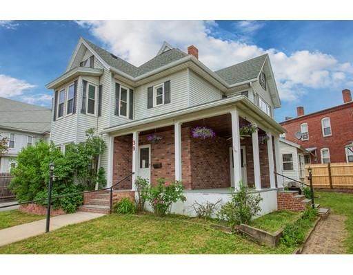 Single Family Home for Sale at 39 Elm Street Templeton, Massachusetts 01468 United States