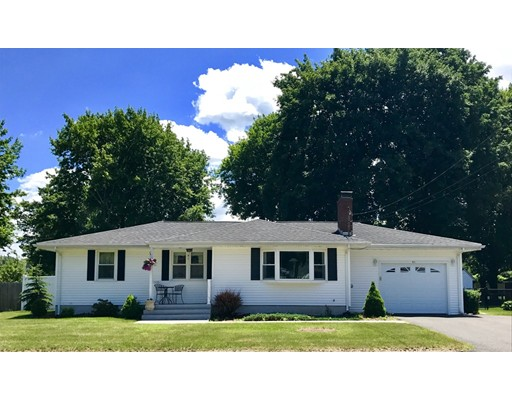 Single Family Home for Sale at 51 Roberta Circle Agawam, Massachusetts 01001 United States