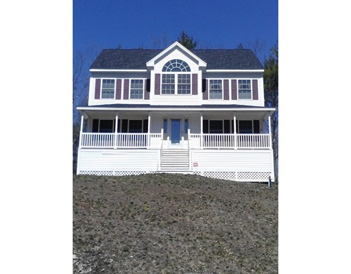 Maison unifamiliale pour l Vente à 57 Rockrimmon Kingston, New Hampshire 03848 États-Unis