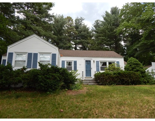 Single Family Home for Sale at 31 Chandler Circle Andover, Massachusetts 01810 United States