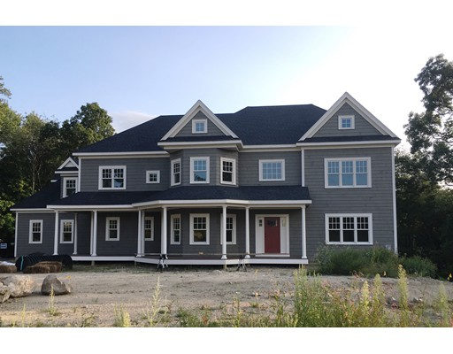 Single Family Home for Sale at 63 Hanover Road 63 Hanover Road Carlisle, Massachusetts 01741 United States