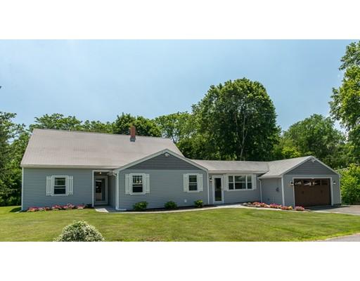 独户住宅 为 销售 在 15 Fiske 温翰姆, 马萨诸塞州 01984 美国