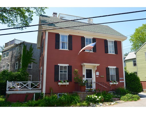 One Gregory Street, Marblehead, MA 01945