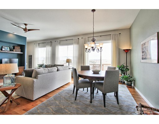 Maison unifamiliale pour l Vente à 4650 Belford Circle Broomfield, Colorado 80023 États-Unis