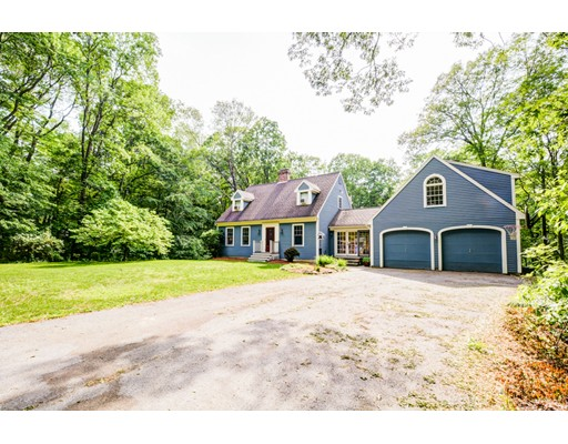 Single Family Home for Sale at 32 Lancaster Road Berlin, Massachusetts 01503 United States