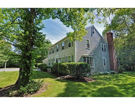 独户住宅 为 销售 在 15 Widow Coombs Walk Sandwich, 马萨诸塞州 02563 美国