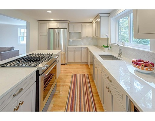 Single Family Home for Rent at 7 Valley Road Winchester, Massachusetts 01890 United States