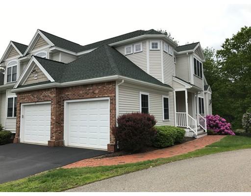 Condominio por un Venta en 24 Indian Woods Way Canton, Massachusetts 02021 Estados Unidos