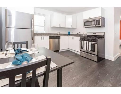 Single Family Home for Rent at 158 Everett Street Boston, Massachusetts 02128 United States