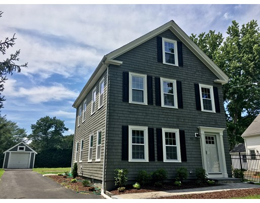 Single Family Home for Sale at 42 Pemberton Road Wayland, Massachusetts 01778 United States