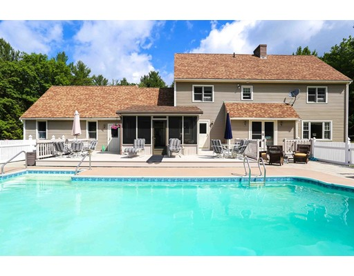 Single Family Home for Sale at 30 Jewell Hill Road Ashburnham, Massachusetts 01430 United States