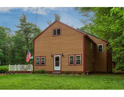 Maison unifamiliale pour l Vente à 99 Mirick Road 99 Mirick Road Princeton, Massachusetts 01541 États-Unis