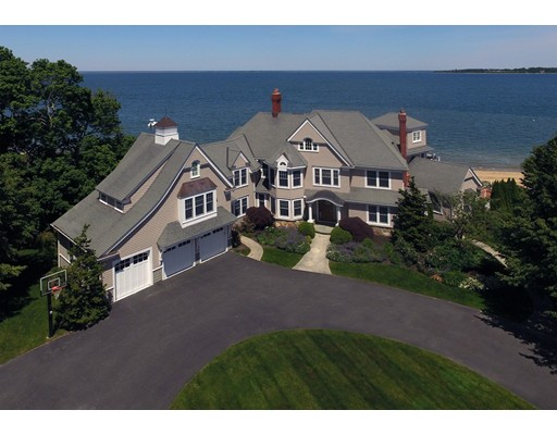 Single Family Home for Sale at 20 Bradford Road Duxbury, Massachusetts 02332 United States