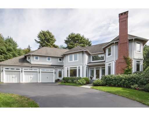 Single Family Home for Sale at 142 Bridle Trail Road 142 Bridle Trail Road Needham, Massachusetts 02492 United States
