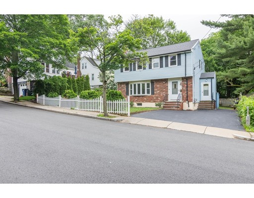 Single Family Home for Sale at 41 SHERBROOK STREET Boston, Massachusetts 02132 United States