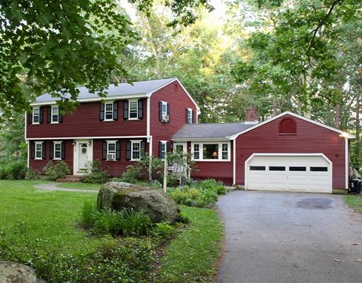 Casa Unifamiliar por un Venta en 93 Teele Road Bolton, Massachusetts 01740 Estados Unidos