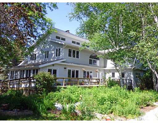 Single Family Home for Sale at 138 Lower Road Deerfield, Massachusetts 01342 United States