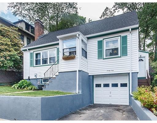 Single Family Home for Sale at 39 Rexhame Street Boston, Massachusetts 02131 United States
