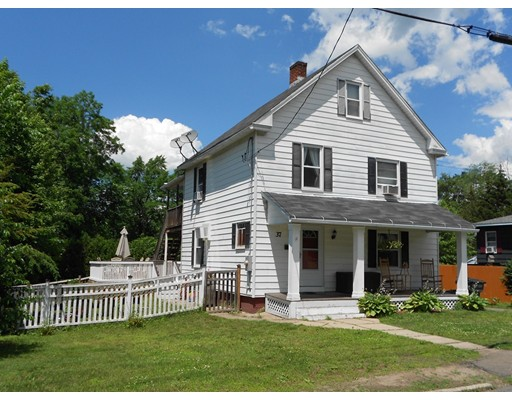 Single Family Home for Sale at 37 Ward Avenue Easthampton, Massachusetts 01027 United States