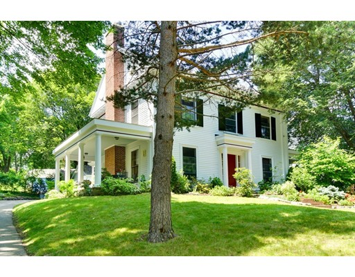 Single Family Home for Sale at 58 Old Mystic Street Arlington, Massachusetts 02474 United States