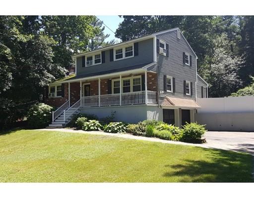 واحد منزل الأسرة للـ Sale في 95 Andover Road Billerica, Massachusetts 01821 United States