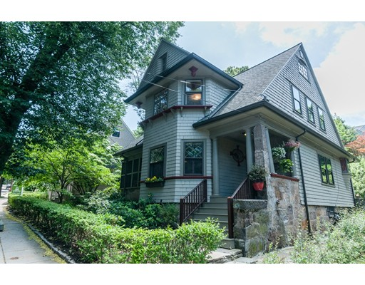 Single Family Home for Sale at 53 Peter Parley Road Boston, Massachusetts 02130 United States