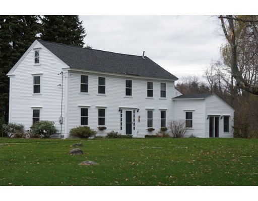 Single Family Home for Rent at 588 Sugar Road Bolton, Massachusetts 01740 United States