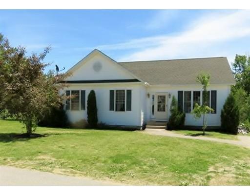 Appartement en copropriété pour l Vente à 8 Cattail Circle #0 8 Cattail Circle #0 Rindge, New Hampshire 03461 États-Unis