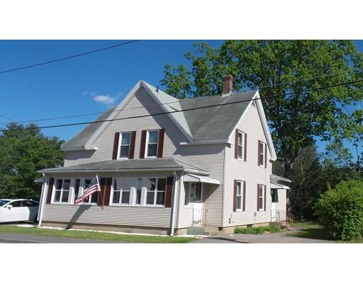 متعددة للعائلات الرئيسية للـ Sale في 236 Peach Street Barre, Massachusetts 01074 United States