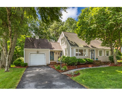 Single Family Home for Sale at 4 Country Club Road Stoneham, Massachusetts 02180 United States