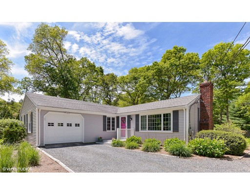 Single Family Home for Sale at 163 Five Corners Barnstable, Massachusetts 02632 United States