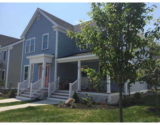 Condominium for Sale at 27 Chance St #A 27 Chance St #A Devens, Massachusetts 01434 United States