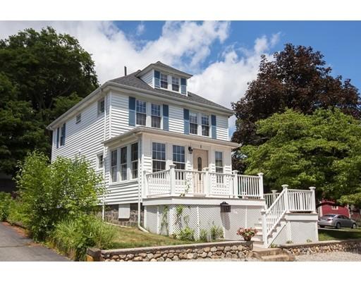 واحد منزل الأسرة للـ Sale في 1 Smith Terrace Braintree, Massachusetts 02184 United States